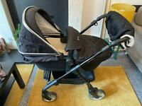 Limited edition Silver Cross Travel System
