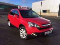 2008 Honda CRV 2.2cdti ,Service history!! Mot!! - Drives like new.