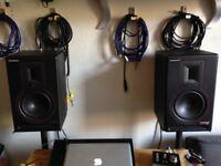 Samson Rubicon R6a Studio Monitors
