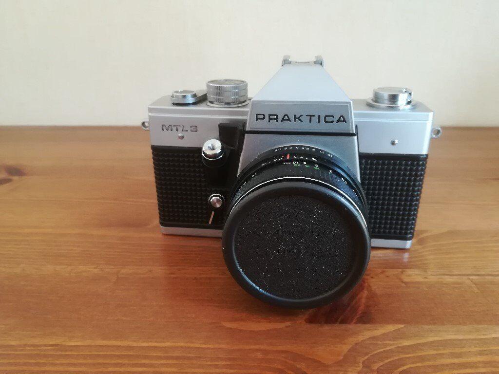 Praktica mtl e m mount cameras photo album by
