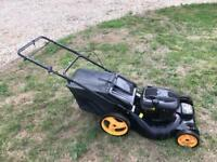 McCullough petrol lawnmower serviced