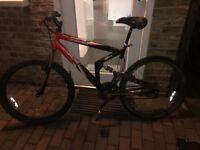 Men's 26 inch wheels bike spares repairs bargain