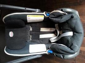 britax baby car seat. bargain baby stuff