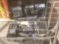 CORDLESS DRILL WITH CHARGER £25