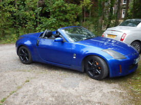 Nissan 350Z roadster low milage