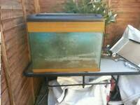 2 aquariums /vivariums for sale