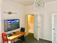 Furnished double bedroom 2 bathrooms £104pw all bills included- close universities, hospital, shops