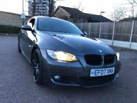 BMW 3 Series 2.0 320D M Sport Coupe Automatic iDrive Xenon Sunroof Full Leather