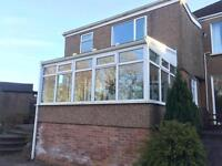 UPVC conservatory, windows and patio doors