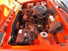 1984 Ford Fiesta 957cc.