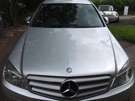 Mercedes C220 Sport CDI