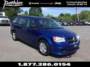 2013 Dodge Grand Caravan SE | EXTENDED WARRANTY | CLOTH | KEYLES