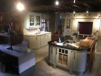 Kitchen - ex display AEG appliances