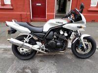 2000 Yamaha FZS 600 Fazer - Superb Example - New MOT - Full Service History