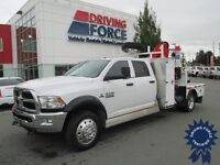 2015 Ram 5500 ST Crew Cab Service Body Truck w/Picker Crane Delta/Surrey/Langley Greater Vancouver Area Preview