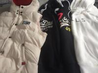 Jack wills & superdry women's size 12-14 bundle