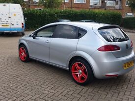 Really clean and tidy well cared example with nice BORBET XRT alloy wheels(620£)