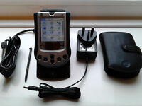 NEW! Palm m130 Handheld PDA (IrDA/33MHz/Colour) +Accessories!