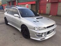 Subaru IMPREZA WRX 2.0 2000 Turbo (MOT UNTIL MARCH 2018) 1996