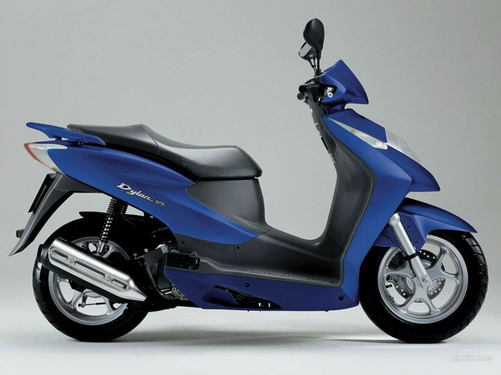 125 honda dylan scooter learner legal ride on cbt in. Black Bedroom Furniture Sets. Home Design Ideas