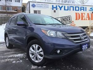 2012 Honda CR-V Touring. New tires and brakes.