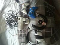 Xbox 360 ton of extras for cheap