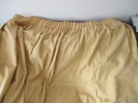 Curtains, Yellow