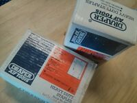 Draper heavy duty staples 13mm x 2 boxes