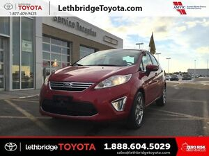 2012 Ford Fiesta 4dr Sdn SEL