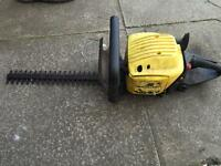 McCullough hedge trimmer