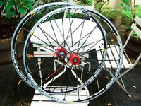 2012 Mavic Ksyrium SL wheelset Shimano 9,10,11speed Excellent Condition only 1465gram!!