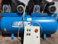 ABAC Pro A39270FM3 Compressor 22.2 CFM 270ltr Tandem