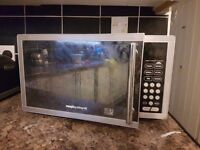 MICROWAVE 900W PERFECT WORKING ORDER