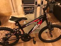 Power bmx sport bicycle used