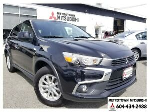 2016 Mitsubishi RVR SE 4WD; CERTIFIED PRE-OWNED!