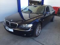 URGENT! 2006 BMW 750Li, Auto, Fully loaded, fridge, blinds, Freeview, DVD, Bluetooth, Soft Close,etc