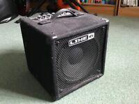 Line 6 LowDown 110 Studio bass amp