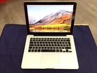 "MACBOOK PRO 13"" 2.3Ghz i5 8GB RAM 1TB HDD-2011-collection from SHOP E17 9AP- NO OFFER-L907"