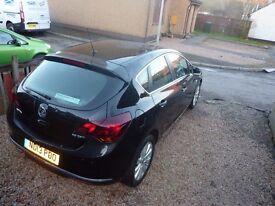 Vauxhall Astra Elite 2.0cdti