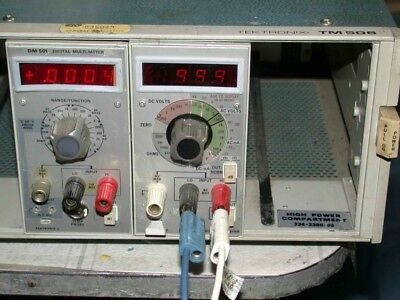Tektronix Tm506 Good Working Calibrated