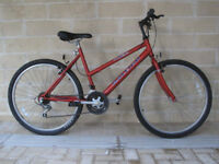 Ladies small bike Raleigh, perfect condition, almost new