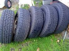 Jeep Cherokee Rims and Tyres Wanneroo Wanneroo Area Preview