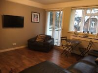 One Double room available in a two bedroom flat off Kingston Hill