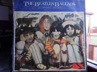 THE BEATLES BALLADS ALBUM PCS 7214 1980