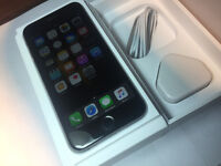 Apple iPhone 6 16GB Space Grey (o2, giffgaff, Tesco) Perfect Condition Boxed