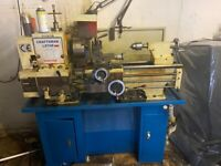Lathe Wanted by retired navy engineer, Metal or Wood.