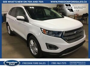 2018 Ford Edge Sel leather