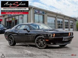 2018 Dodge Challenger ONLY 24KM! **BLACKTOP PKG** TECHNOLOGY PKG