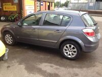 Vauxhall astra 56 plate very good condition