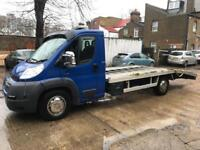 Citroen relay 3.0 HDI Manual Recovery Truck not sprinter XLWB